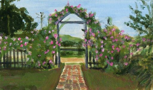 Rose Gate 1
